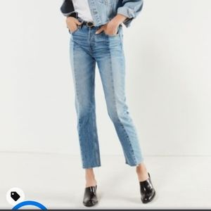 BDG Urban Outfitters Multicolor Straights Leg Jean
